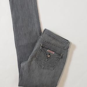 Hudson Stretch Grey Jean Long